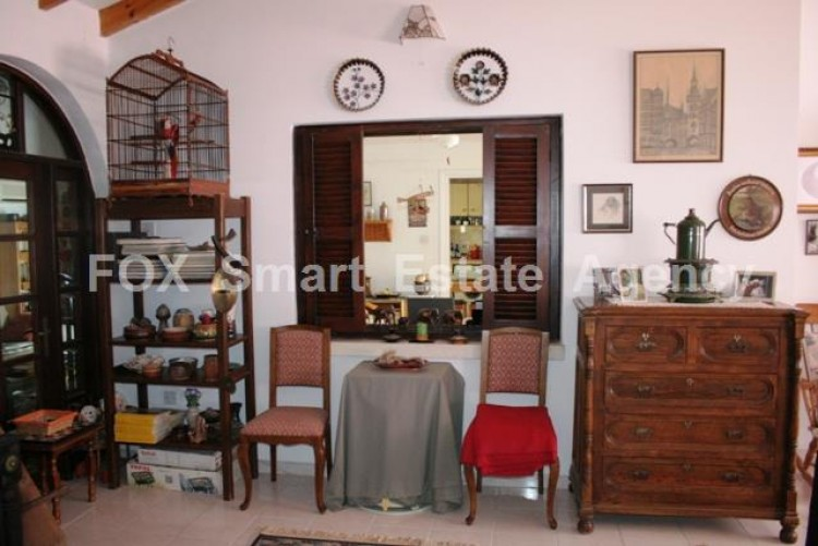 For Sale 4 Bedroom Detached House in Agios tychon, Limassol 13