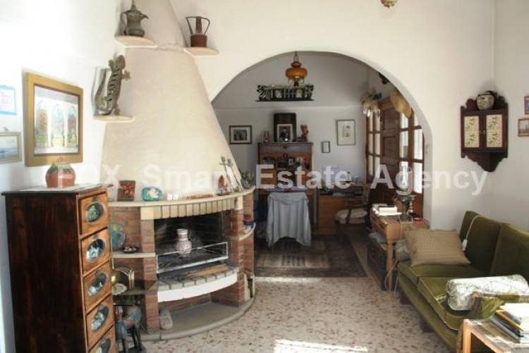 For Sale 4 Bedroom Detached House in Agios tychon, Limassol 14
