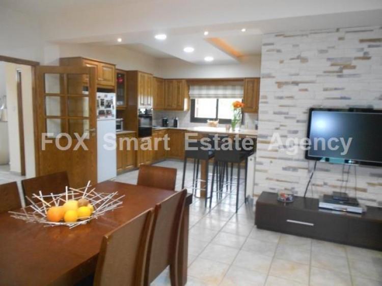 For Sale 4 Bedroom Detached House in Agios fanourios, Aradippou, Larnaca 11