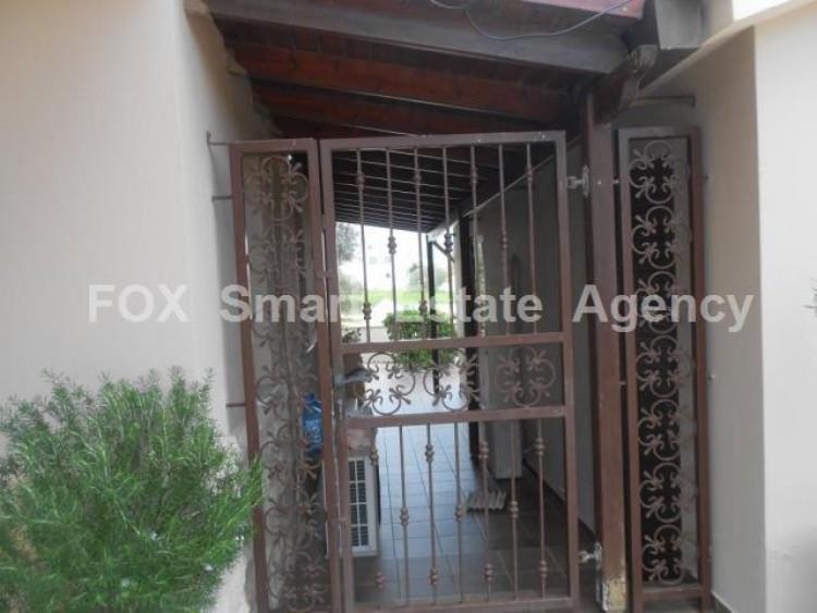 For Sale 4 Bedroom Detached House in Agios fanourios, Aradippou, Larnaca 15