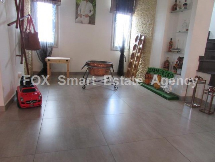 For Sale 4 Bedroom Detached House in Palaiometocho, Nicosia