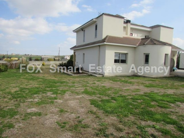 For Sale 4 Bedroom Detached House in Palaiometocho, Nicosia 15