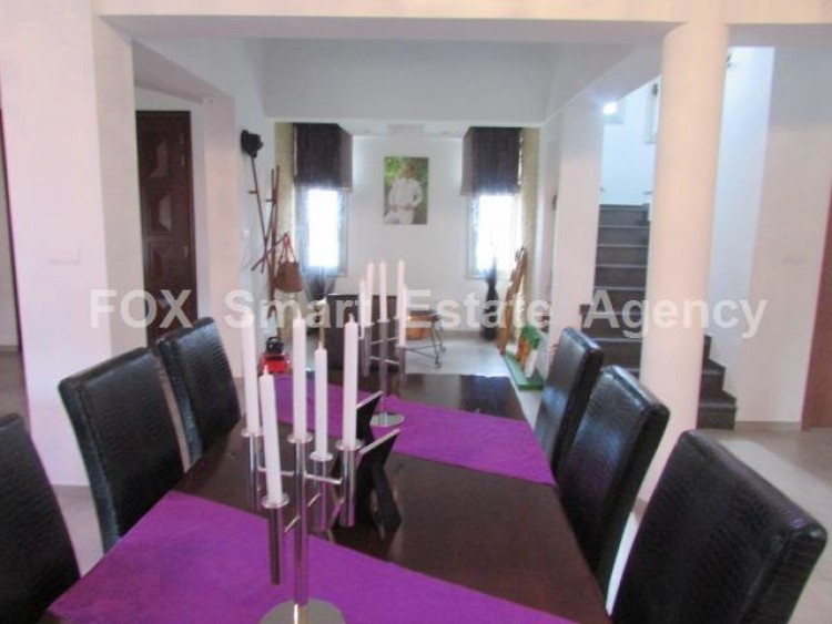 For Sale 4 Bedroom Detached House in Palaiometocho, Nicosia 3