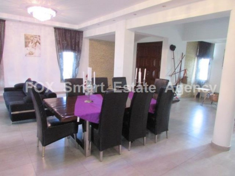 For Sale 4 Bedroom Detached House in Palaiometocho, Nicosia 4