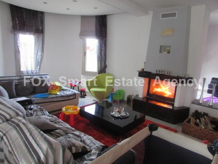 For Sale 4 Bedroom Detached House in Palaiometocho, Nicosia 5