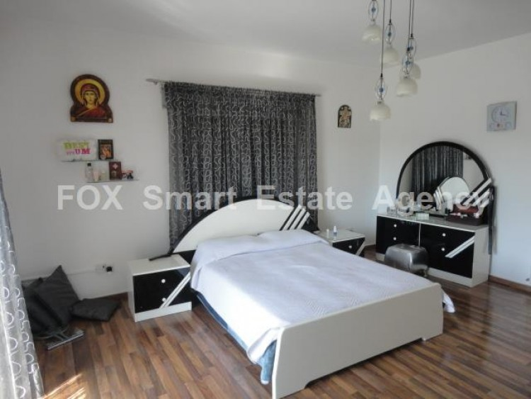 For Sale 4 Bedroom Detached House in Agios fanourios, Aradippou, Larnaca 16