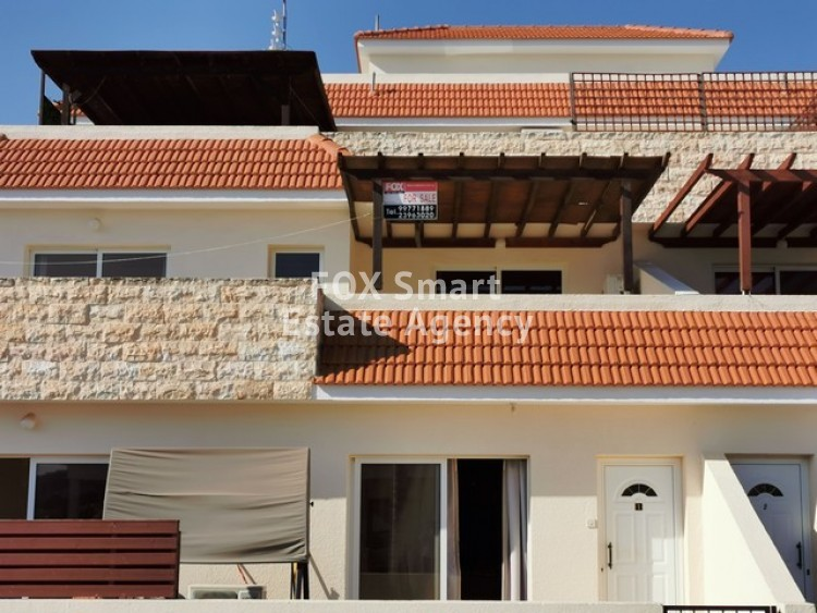 EXCLUSIVE TO FOX  2 Bedroom Apartment in Liopetri, Famagusta