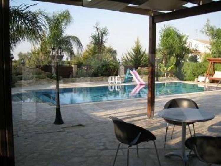 For Sale 4 Bedroom Detached House in Politiko, Nicosia 27