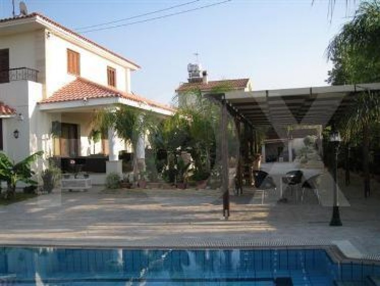 For Sale 4 Bedroom Detached House in Politiko, Nicosia 30