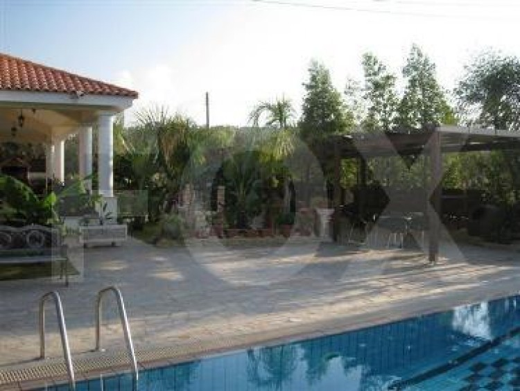 For Sale 4 Bedroom Detached House in Politiko, Nicosia 32