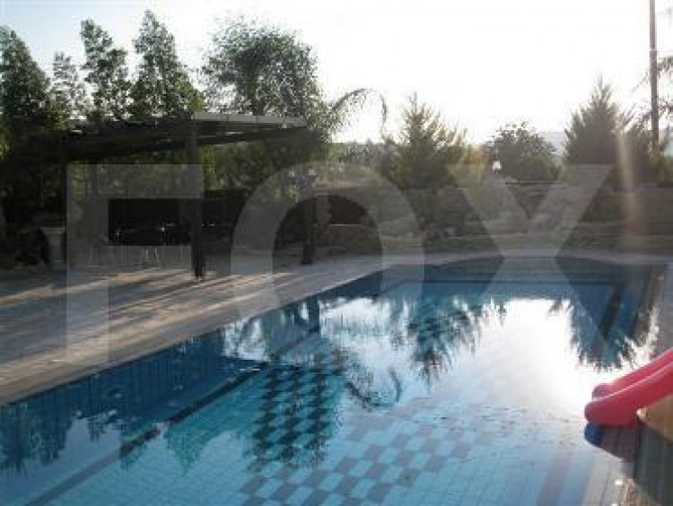 For Sale 4 Bedroom Detached House in Politiko, Nicosia 33