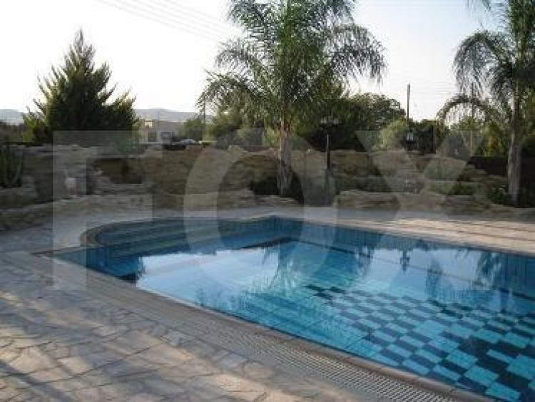 For Sale 4 Bedroom Detached House in Politiko, Nicosia 6