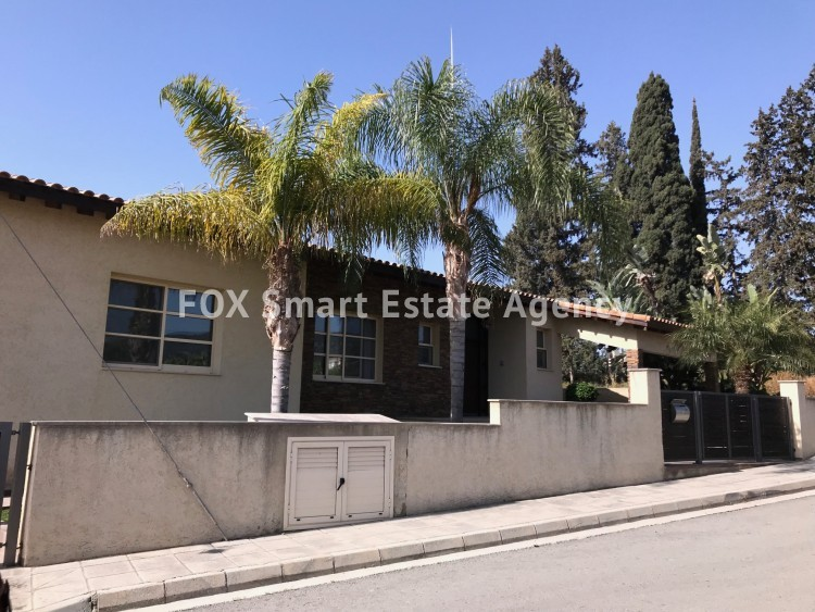 For Sale 4 Bedroom  House in Parekklisia, Limassol