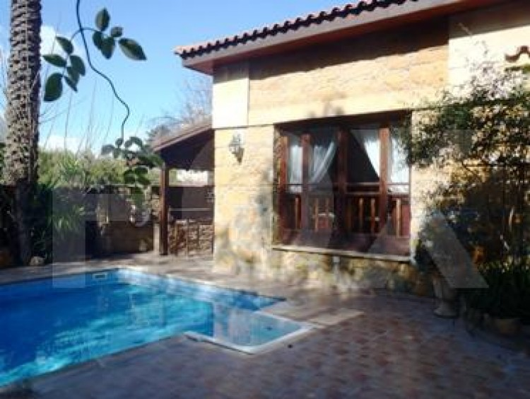 For Sale 4 Bedroom Detached House in Agios pavlos, Nicosia