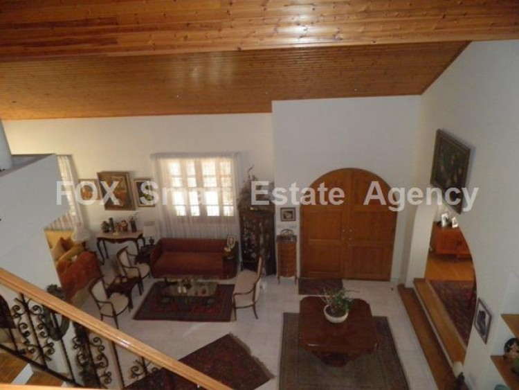For Sale 5 Bedroom Detached House in Makedonitissa, Nicosia 25
