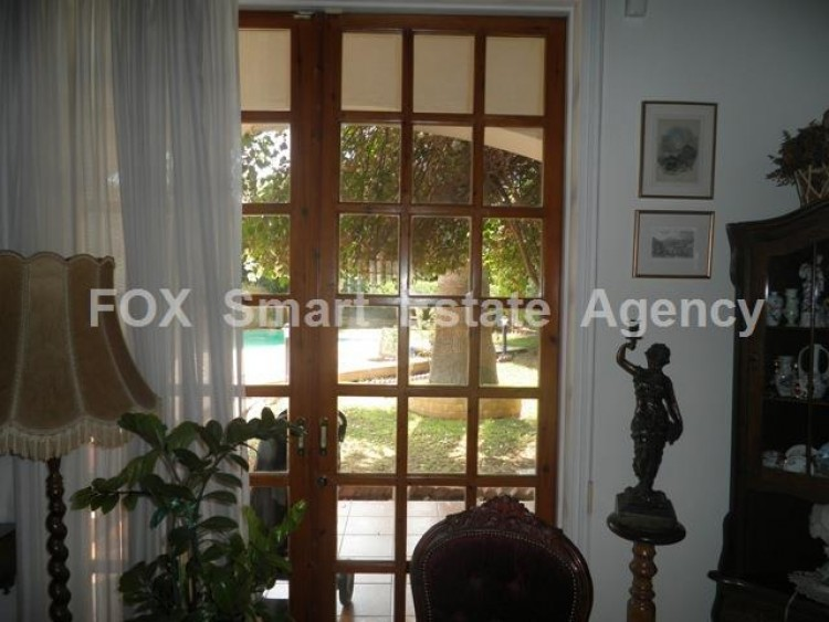 For Sale 5 Bedroom Detached House in Makedonitissa, Nicosia 28