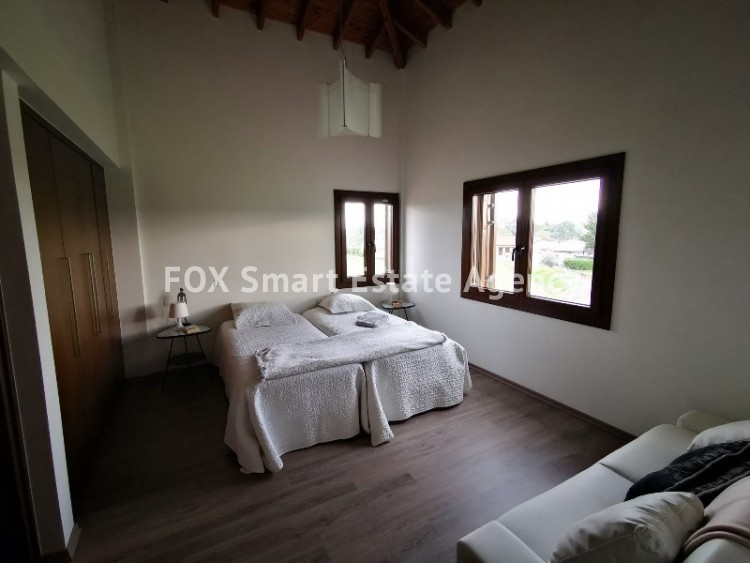 For Sale 4 Bedroom  House in Nisou, Nicosia 12