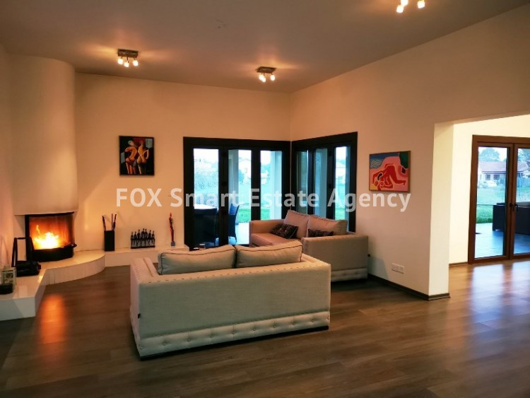 For Sale 4 Bedroom  House in Nisou, Nicosia 16