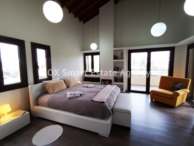 For Sale 4 Bedroom  House in Nisou, Nicosia