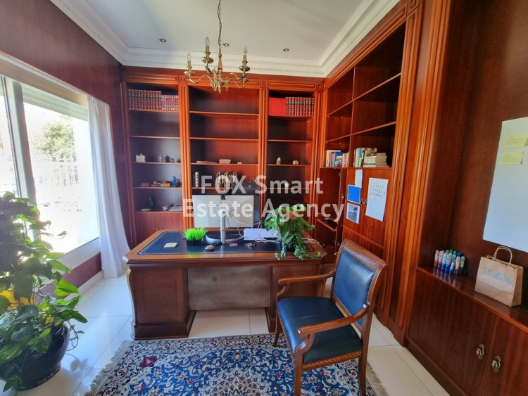 For Sale 5 Bedroom  House in Egkomi Lefkosias, Nicosia 2