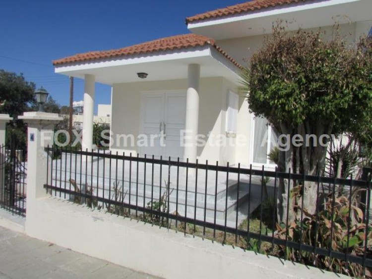 For Sale 4 Bedroom Detached House in Egkomi lefkosias, Nicosia