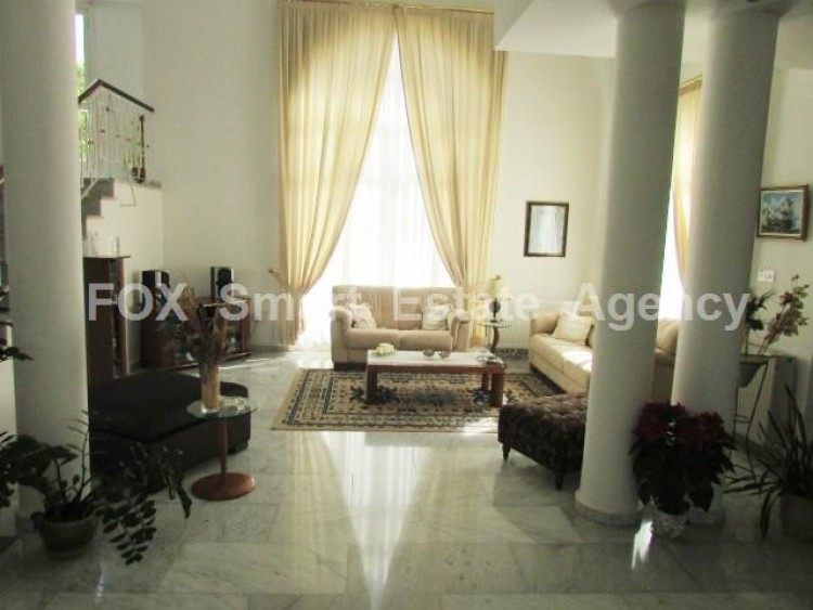 For Sale 4 Bedroom Detached House in Egkomi lefkosias, Nicosia 2