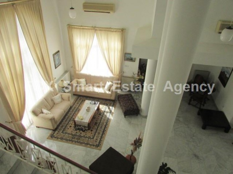 For Sale 4 Bedroom Detached House in Egkomi lefkosias, Nicosia 3