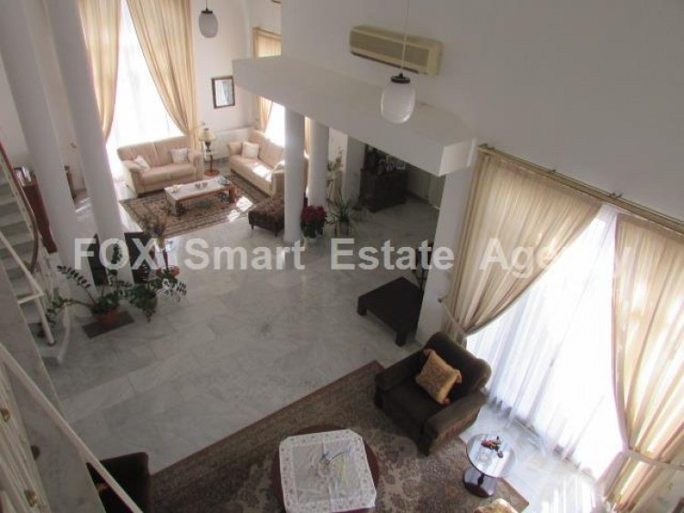 For Sale 4 Bedroom Detached House in Egkomi lefkosias, Nicosia 5