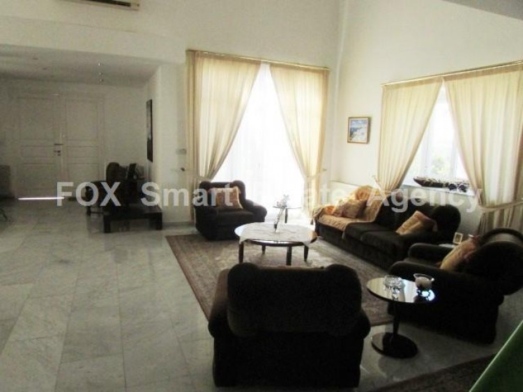 For Sale 4 Bedroom Detached House in Egkomi lefkosias, Nicosia 7