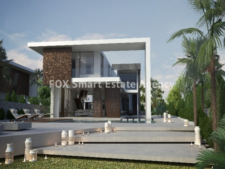 For Sale 4 Bedroom House in Agia Thekla, Famagusta