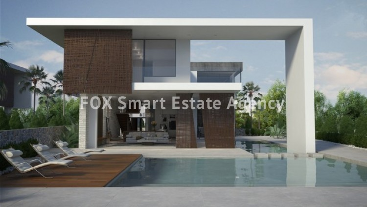 For Sale 4 Bedroom House in Agia Thekla, Famagusta 13