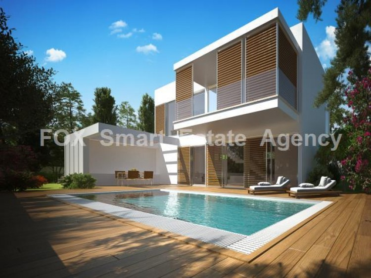 For Sale 3 Bedroom Detached House in Agios athanasios, Limassol