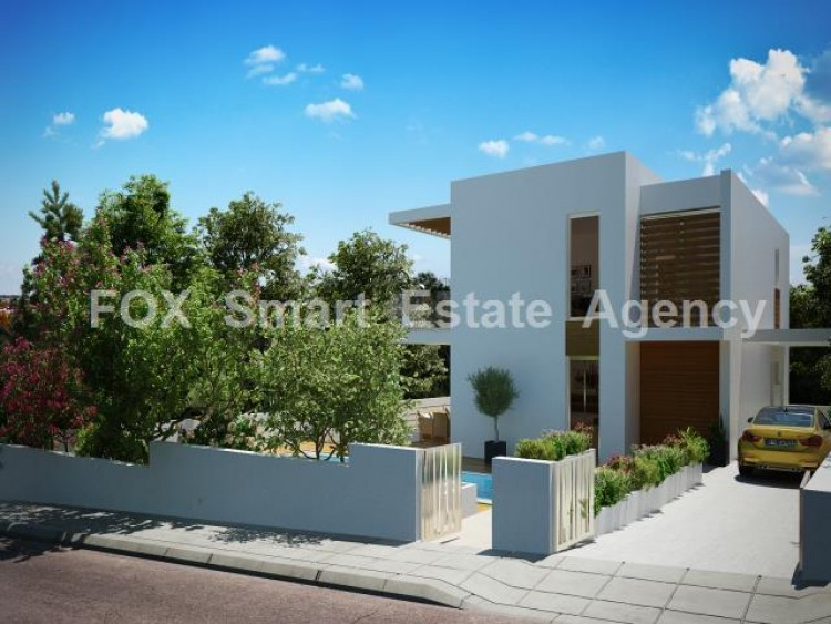 For Sale 3 Bedroom Detached House in Agios athanasios, Limassol 3