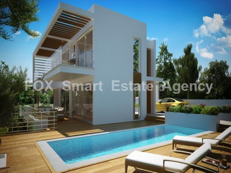 For Sale 3 Bedroom Detached House in Agios athanasios, Limassol 4