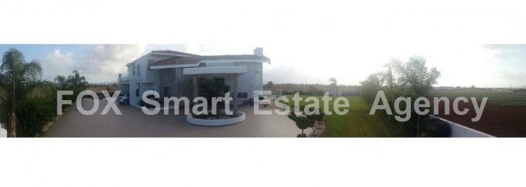 For Sale 4 Bedroom Detached House in Agioi trimithias, Nicosia 10