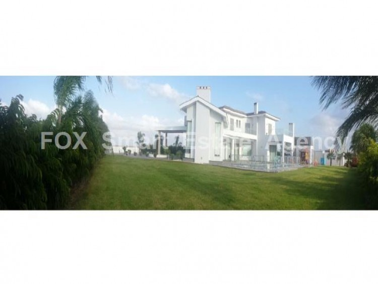 For Sale 4 Bedroom Detached House in Agioi trimithias, Nicosia 13