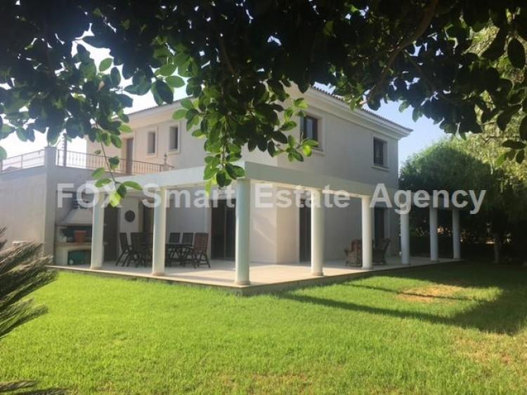 For Sale 4 Bedroom Detached House in Limassol, Limassol