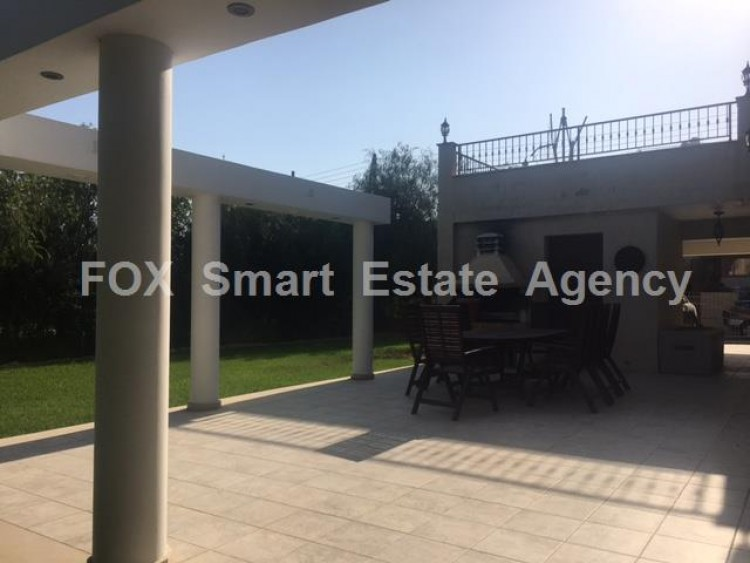 For Sale 4 Bedroom Detached House in Limassol, Limassol 11
