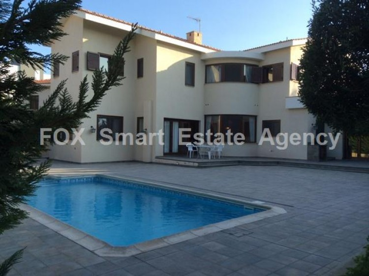 For Sale 5 Bedroom Detached House in Agios athanasios, Limassol 2