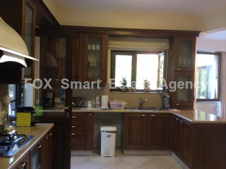For Sale 5 Bedroom Detached House in Agios athanasios, Limassol 34