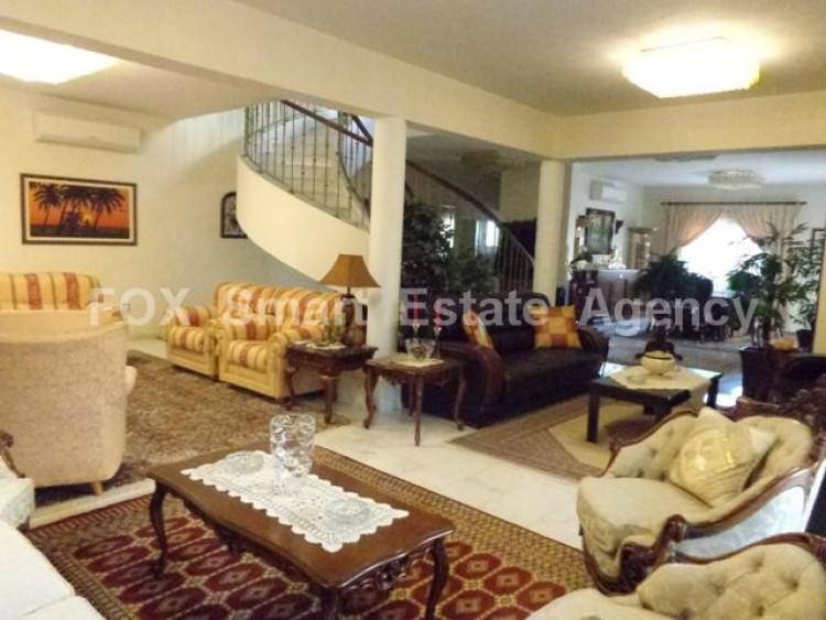 For Sale 5 Bedroom Detached House in Limassol, Limassol