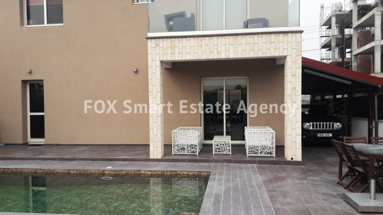To Rent 4 Bedroom  House in Potamos germasogeias, Limassol 3