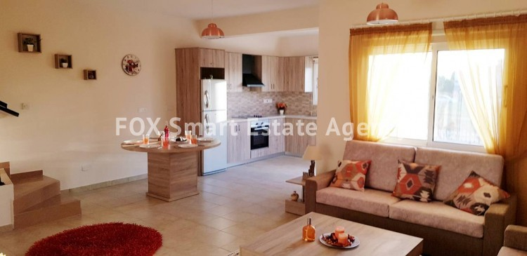 For Sale 3 Bedroom Maisonette House in Kato pafos , Paphos 3