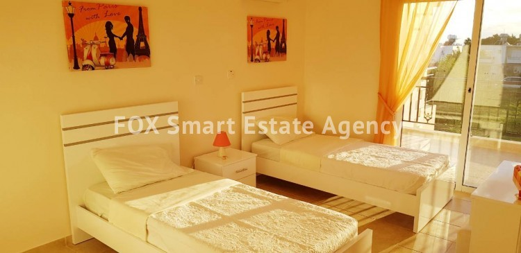 For Sale 3 Bedroom Maisonette House in Kato pafos , Paphos 4