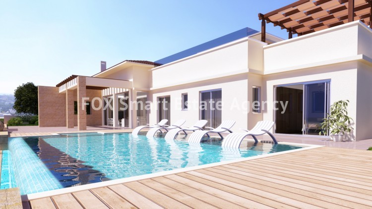 For Sale 5 Bedroom Bungalow (Single Level) House in Pafos, Paphos 6