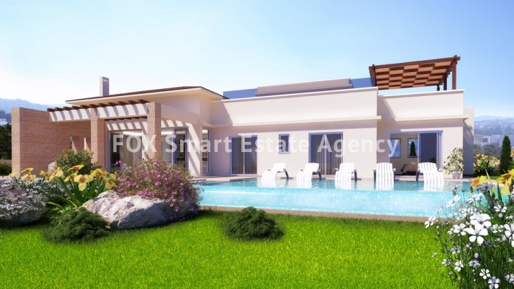 For Sale 5 Bedroom Bungalow (Single Level) House in Pafos, Paphos 7