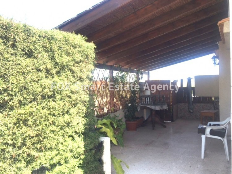 For Sale 4 Bedroom Semi-detached House in Agios athanasios, Limassol
