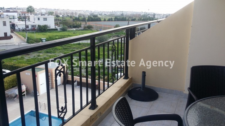 For Sale 2 Bedroom Top floor Apartment in Kato pafos , Paphos