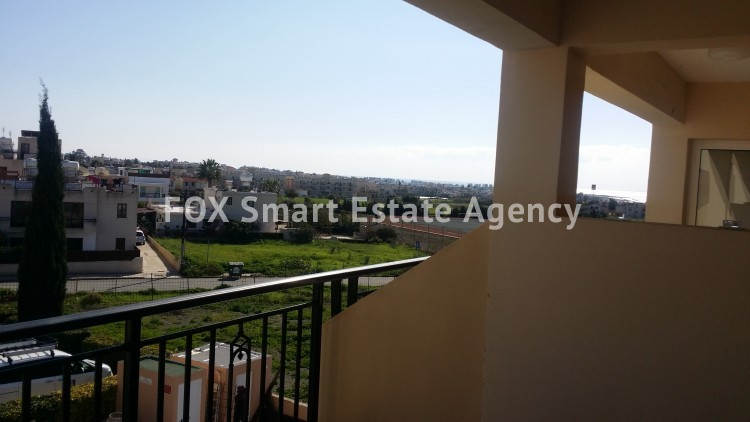 For Sale 2 Bedroom Top floor Apartment in Kato pafos , Paphos 11