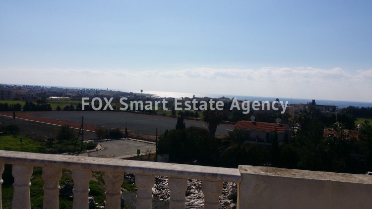For Sale 2 Bedroom Top floor Apartment in Kato pafos , Paphos 12